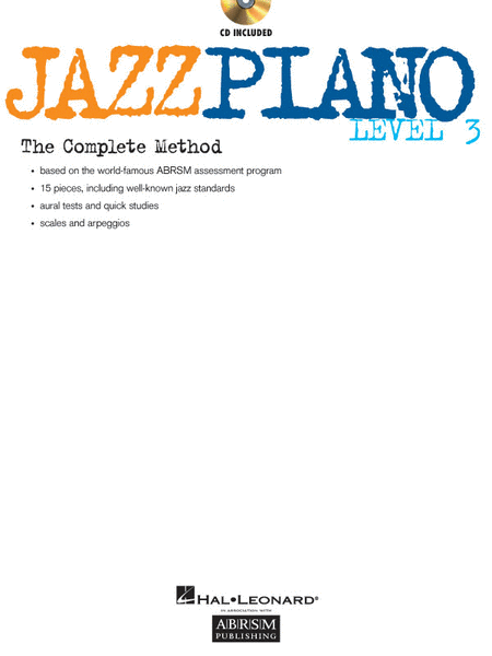 Jazz Piano - Level 3