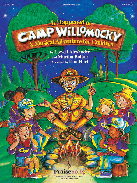 It Happened At Camp Willomocky  - Director's Manual