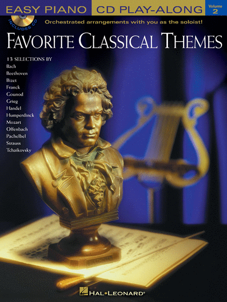 Favorite Classical Themes - Easy Piano