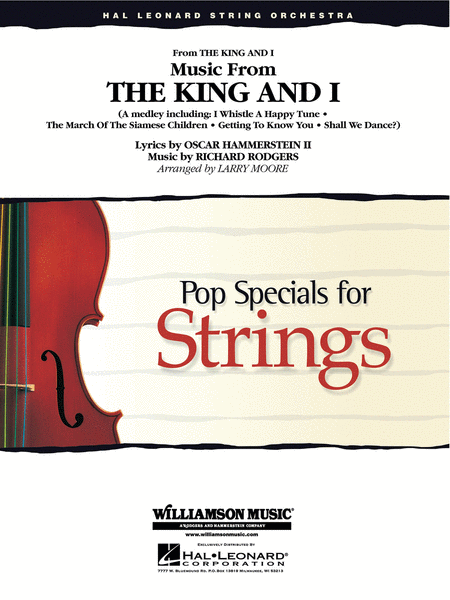 Music from The King and I