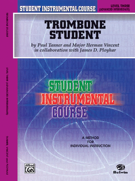 Student Instrumental Course Trombone Student
