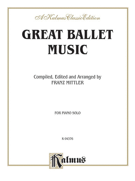 Great Ballet Music