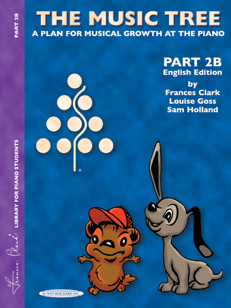 The Music Tree - Part 2B (Student's Book) - English/Australian Edition