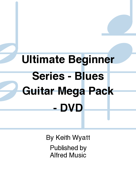Ultimate Beginner Series - Blues Guitar Mega Pack - DVD