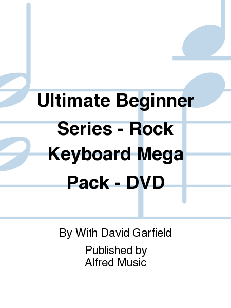 Ultimate Beginner Series - Rock Keyboard Mega Pack - DVD
