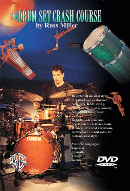 Drumset Crashcourse - DVD