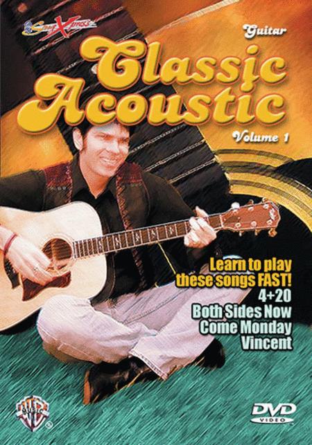 SongXpress: Classic Acoustic, Vol. 1