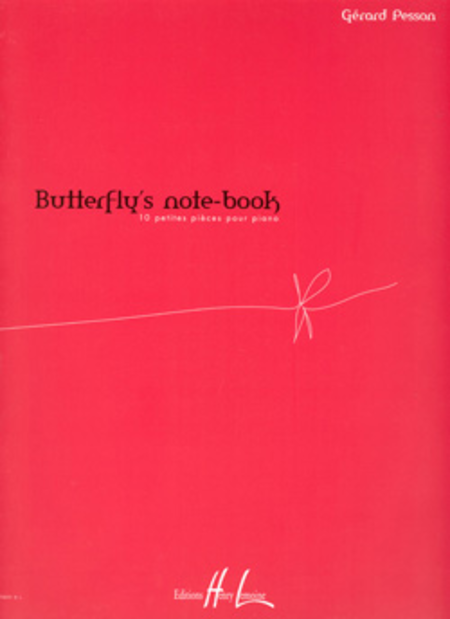 Butterfly's Note Book
