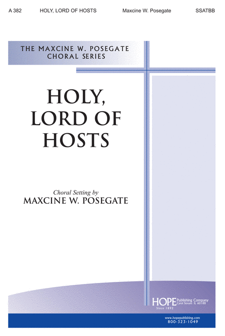 Holy, Lord Of Hosts