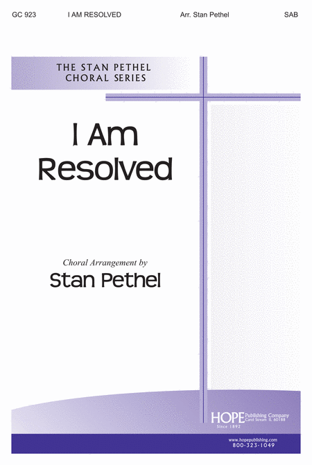 I Am Resolved