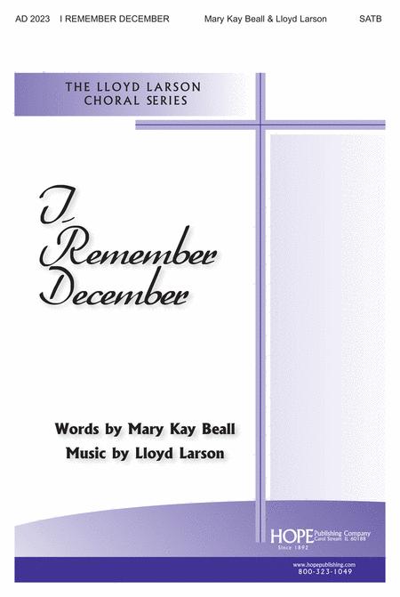 I Remember December