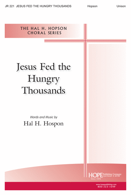 Jesus Fed The Hungry Thousands
