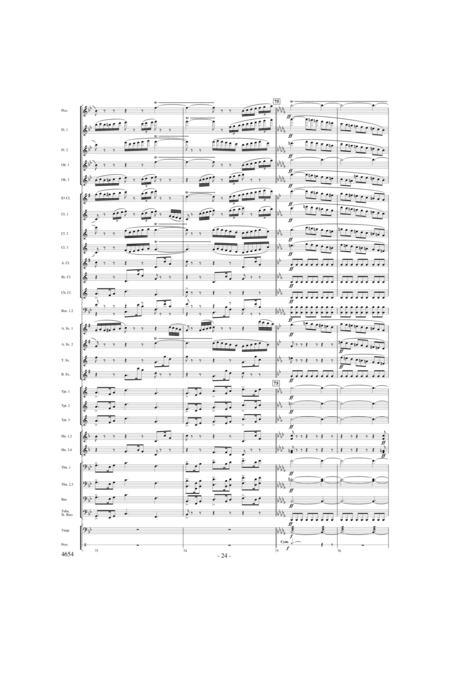 ride of the valkyries sheet music pdf
