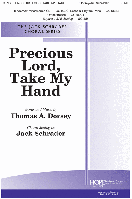Precious Lord, Take My Hand