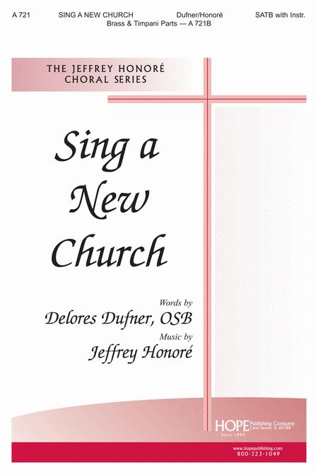 Sing A New Church