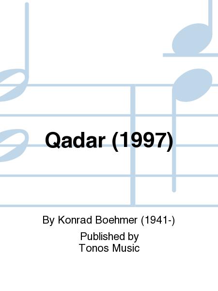 Qadar (1997)