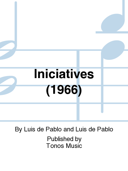 Iniciatives (1966)