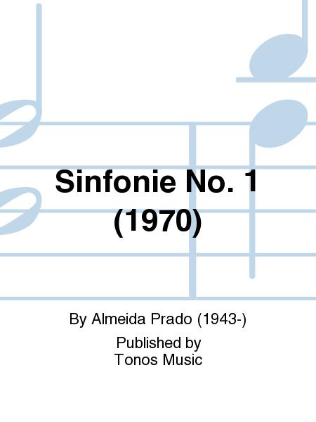 Sinfonie No. 1 (1970)