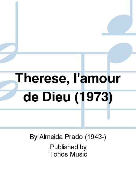 Therese, l'amour de Dieu (1973)