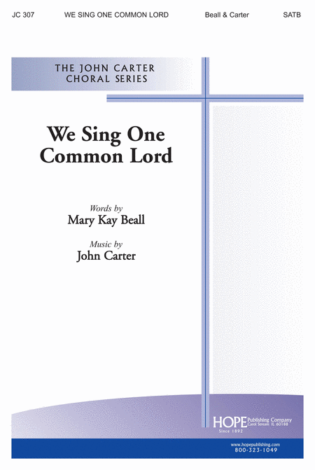 We Sing One Common Lord