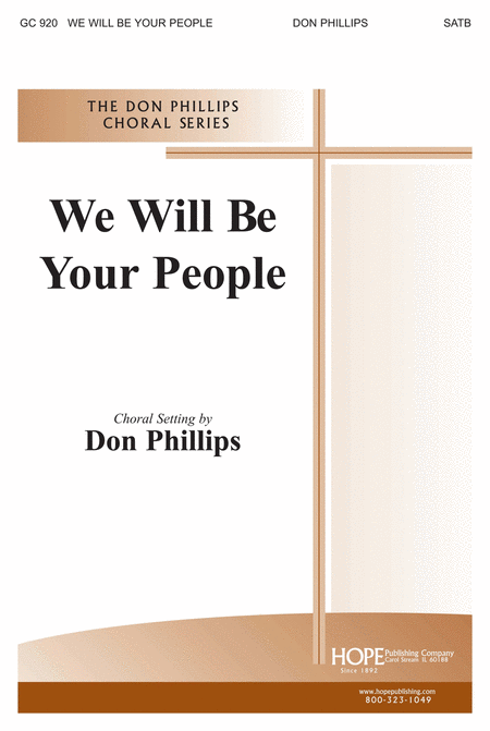 We Will Be Your People