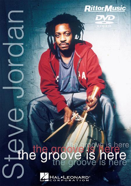 Steve Jordan - The Groove Is Here - DVD