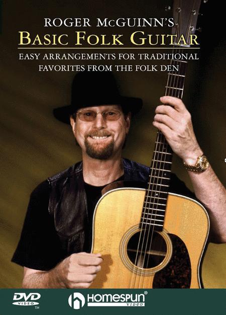 Roger McGuinn's Basic Folk Guitar