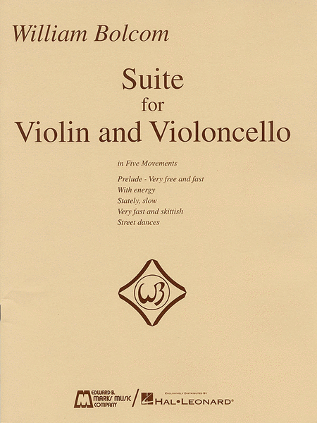 Suite for Violin and Violincello