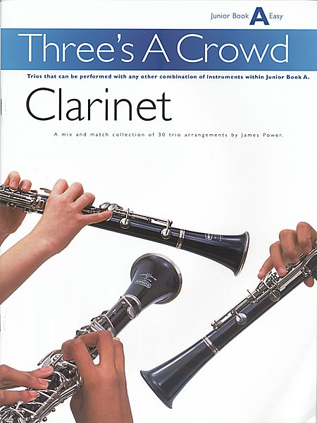 Three's a Crowd - Junior Book A (Easy)