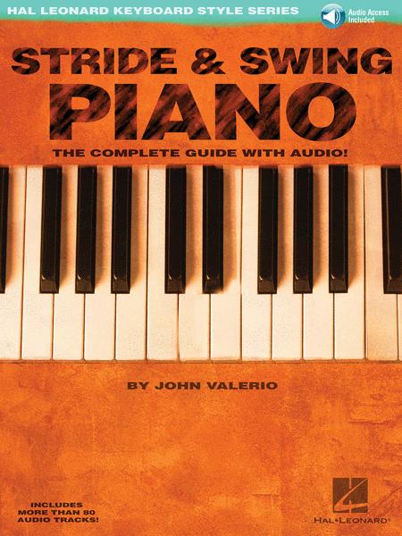Stride & Swing Piano