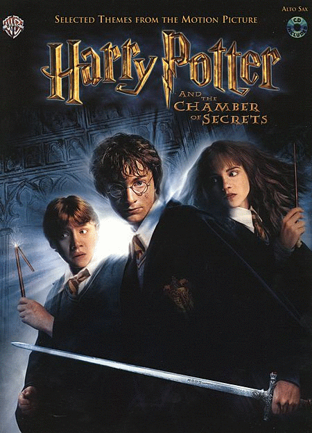 Harry Potter and the Chamber of Secrets (Alto Sax)