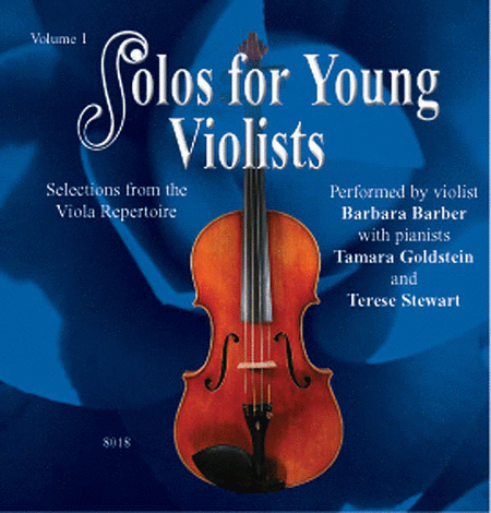 Solos for Young Violists, Volume 1