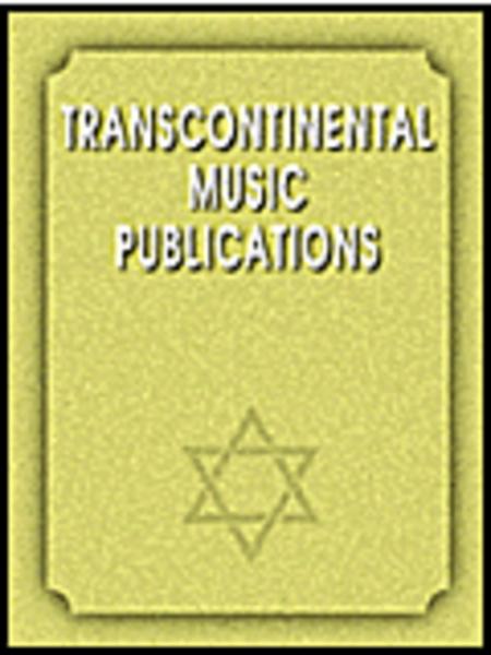Five Sephardic Choruses: Ein Keloheinu