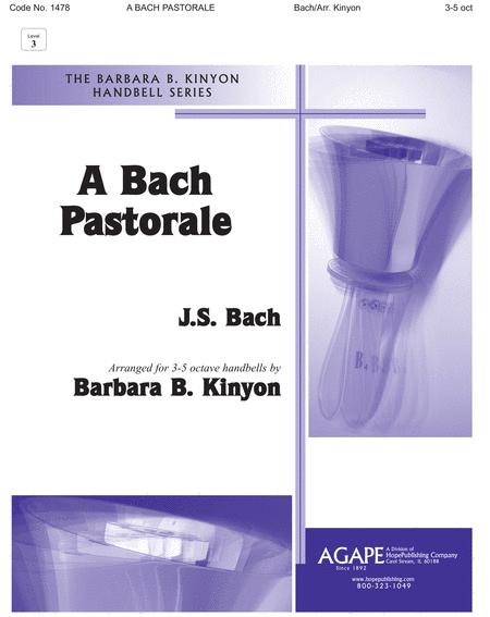A Bach Pastorale