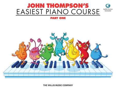 John Thompson's Easiest Piano Course - Part One (Book/Online Audio)