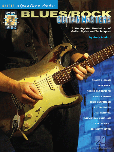 Blues/Rock Guitar Masters