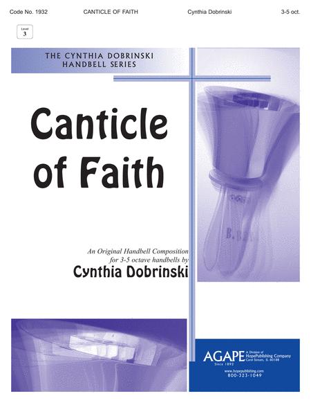 Canticle Of Faith