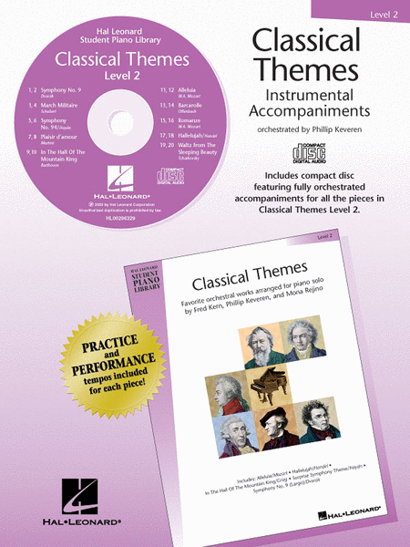 Classical Themes - Level 2 - CD
