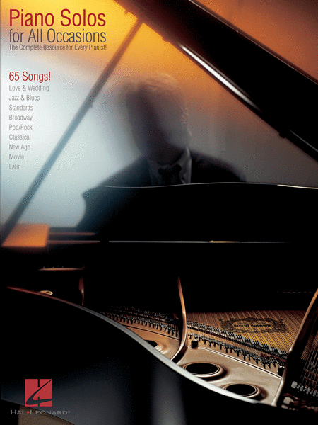 Piano Solos for All Occasions