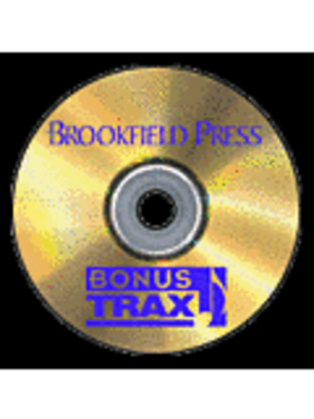 Brookfield Press BonusTrax CD - Vol. 2 No. 1