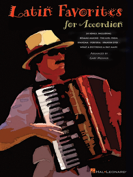 Latin Favorites for Accordion