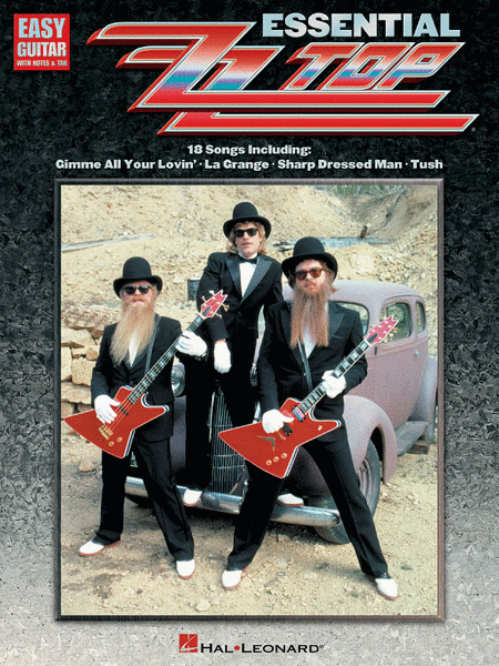 Essential ZZ Top