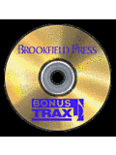 Brookfield Press BonusTrax CD - Vol. 1 No. 1