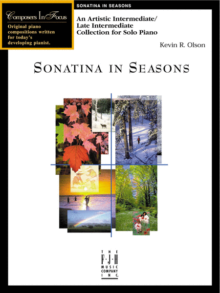 Sonatina in Seasons