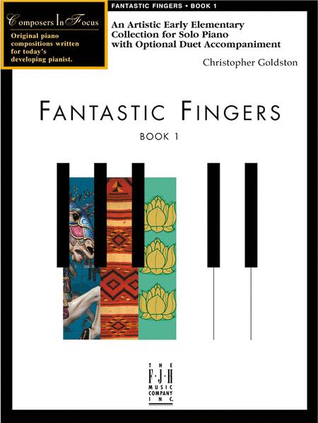 Fantastic Fingers, Book 1
