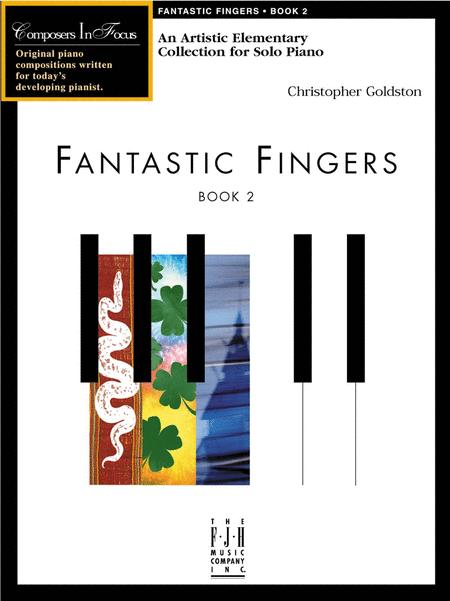 Fantastic Fingers, Book 2