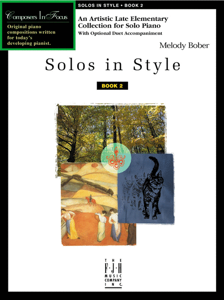 Solos in Style, Book 2