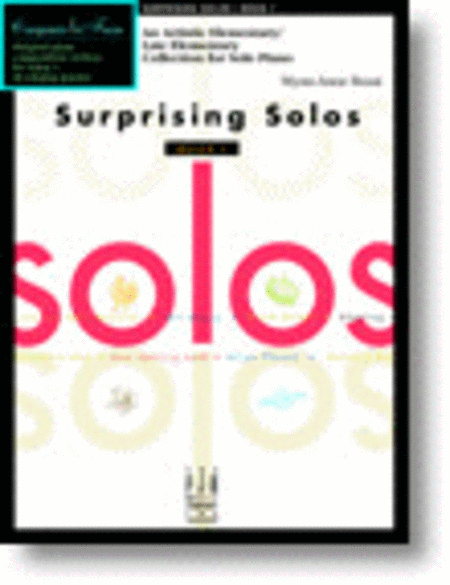 Surprising Solos, Book 1