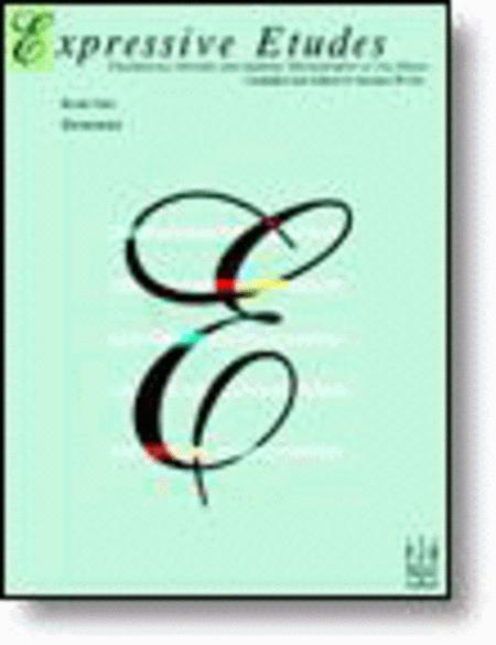 Expressive Etudes, Book One