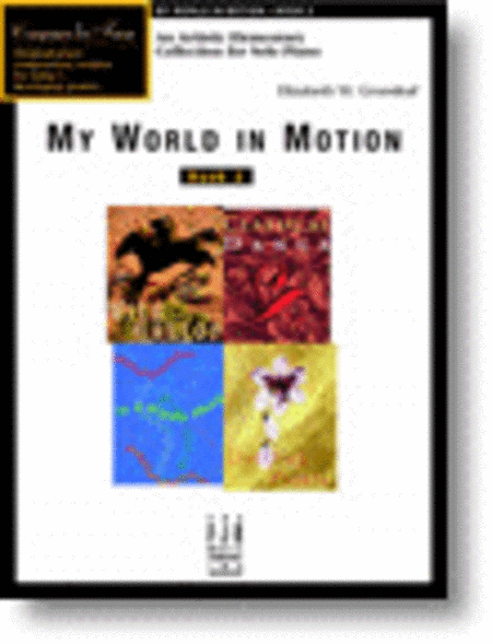 My World in Motion, Book 2